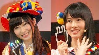 人気アイドルグループ・HKT48の指原莉乃が16日、都内で行われたトヨタ『...