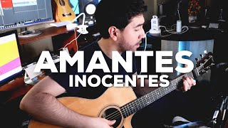Amantes Inocentes - Binomio de Oro - (Acoustic Cover) Live Session