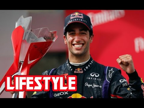Daniel Ricciardo Biography | Lifestyle | Career | Personal life and net worth