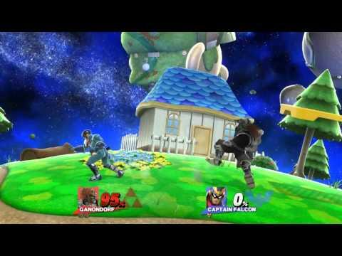 Falcon Punch VS Warlock Punch