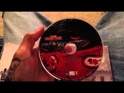 CD Opening: The Game- Blood Moon: Year Of The Wolf