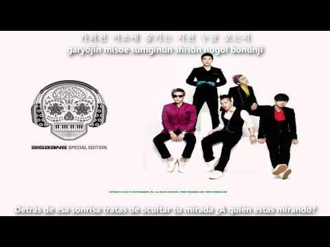 Big Bang - Stupid Liar [Sub Español + Hangul + Romanización]