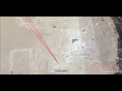 Abu Rawash/Giza ~ The Saqqara Connection