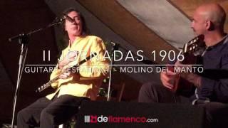 Jorge Pardo & Jose María Bandera - Jornadas 1906 Guitarra Española