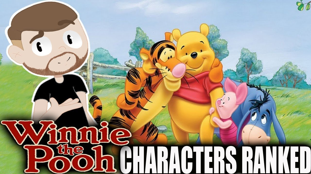 winnie the pooh character disorders gopher