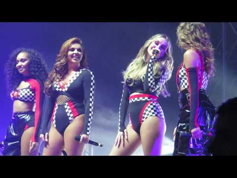 Little Mix - Secret Love Song (Glory Days Tour - 22nd July 2017)