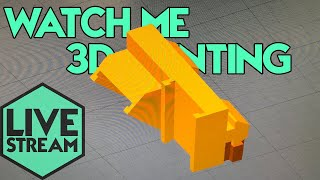 Watch Me 3D Printing | 80/20 extrusion sliding camera & hot shoe mount