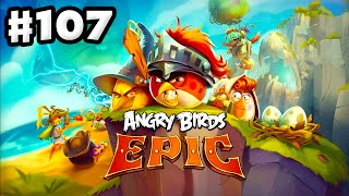 Angry Birds Epic - Gameplay Walkthrough Part 107 - Go for the Banner! (iOS, Android)