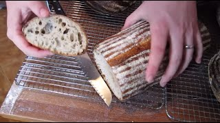 Bread Baking at Home - Rye Sourdough Overview