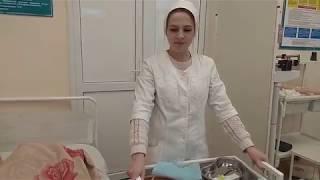 Постановка венозного катетера