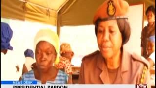 Presidential Pardon - News desk on Joy News (30-6-15)