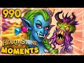 This Game Has NEVER Been So BROKEN Hearthstone Daily Moments Ep 990 mp3