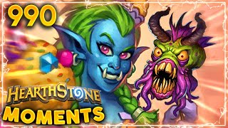 This Game Has NEVER Been So BROKEN | Hearthstone Daily Moments Ep.990