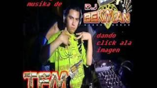 Tiradera a Dj Bekman Vs Tiradera a Cesar Mix
