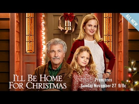 Preview - I'll Be Home for Christmas - Starring James Brolin, Mena ...