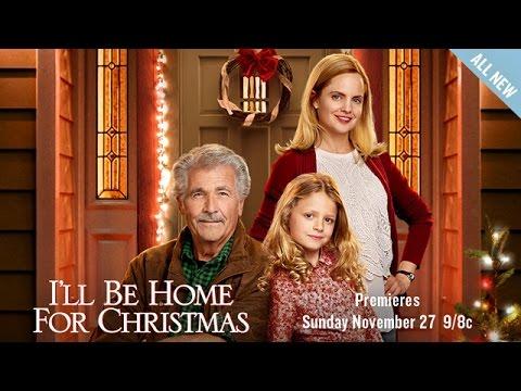 preview ill be home for christmas starring james brolin mena suvari and giselle eisenberg - I Ll Be Home For Christmas Film
