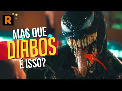 FINALMENTE VIMOS O VENOM! | Trailer 2 EXPLICADO