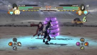 Naruto Shippuuden Ultimate Ninja Storm 3 Full Burst ONLINE [ИгроПроходимец] Part 169