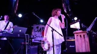 Japanese pop band moumoon performing at the Japan Nite music showca...