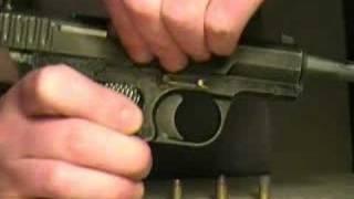 No feed jams anymore - Improved Tokarev pistol