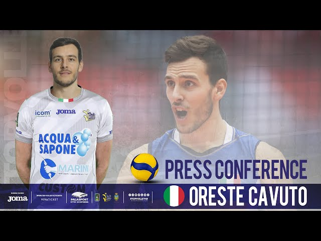 Press Conference: Oreste Cavuto a Cisterna!