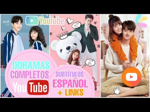 12 Doramas Completos Que Puedes Ver En Youtube Sub Al Español Links Youtube