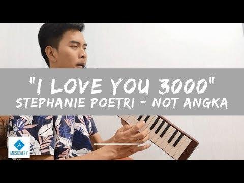 Lirik Lagu I Love You 3000 Full