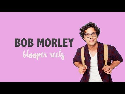 Bob Morley in The 100 Blooper Reels