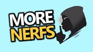 NEW! NERFS & BUFFS To Ana, Sombra, Hog (Overwatch) Patch 1.7 Update