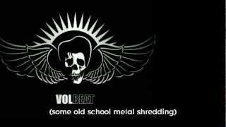 Volbeat - Still Counting - with Lyrics
