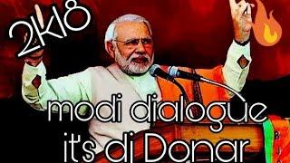 Modi dialogue-sitti😘mix with💪 vibration  2018 dj sanjay jsb