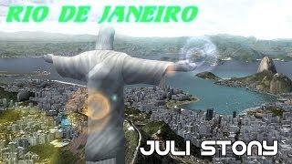 FSX Mega Rio de Janeiro X Extreme Graphics 2014