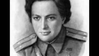 lyudmila Pavlichenko - Soviet WWII sniper hero