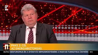 Paks 2: Cél az energiabiztonság - Süli János - ECHO TV