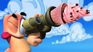 Worms Clan Wars - Rebecca