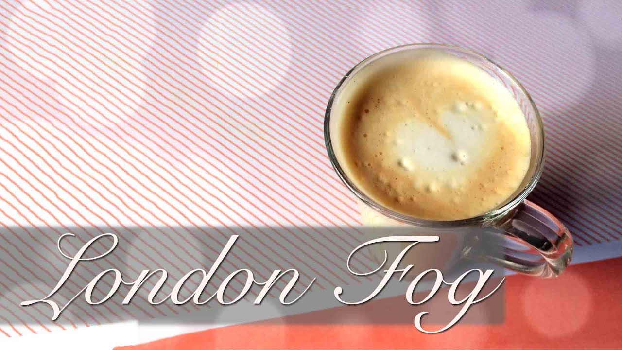 How to make a london fog earl grey latte youtube solutioingenieria Images