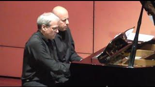 Schubert, Franz: Fantasia en fa m Op. 103 D.940. Alvaro Varela De Marco, Edgardo Martínez Lázaro