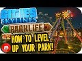 Cities Skylines PARKLIFE - How To Level Up Your Park! #2 Cities Skylines Parklife DLC