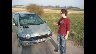 Auto Test Hannover Renault Twingo Carlenberger Land