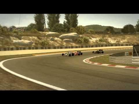 F1 Vista Camera de TV