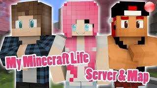 My Minecraft Life Server & Some Fun Games!! | fun.mineteria.com