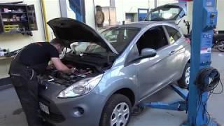 Prins Autogas Ford Ka und VW Passat 1.6