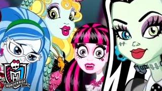Monster High™ PolskaZjemwas brothersodcinek 1 Kompilacja   kreskówki dla dzieci