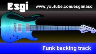 Funky Jam Backing Track [Fm]