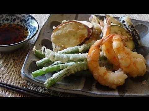 Gluten Free Tempura Recipe Japanese Cooking 101