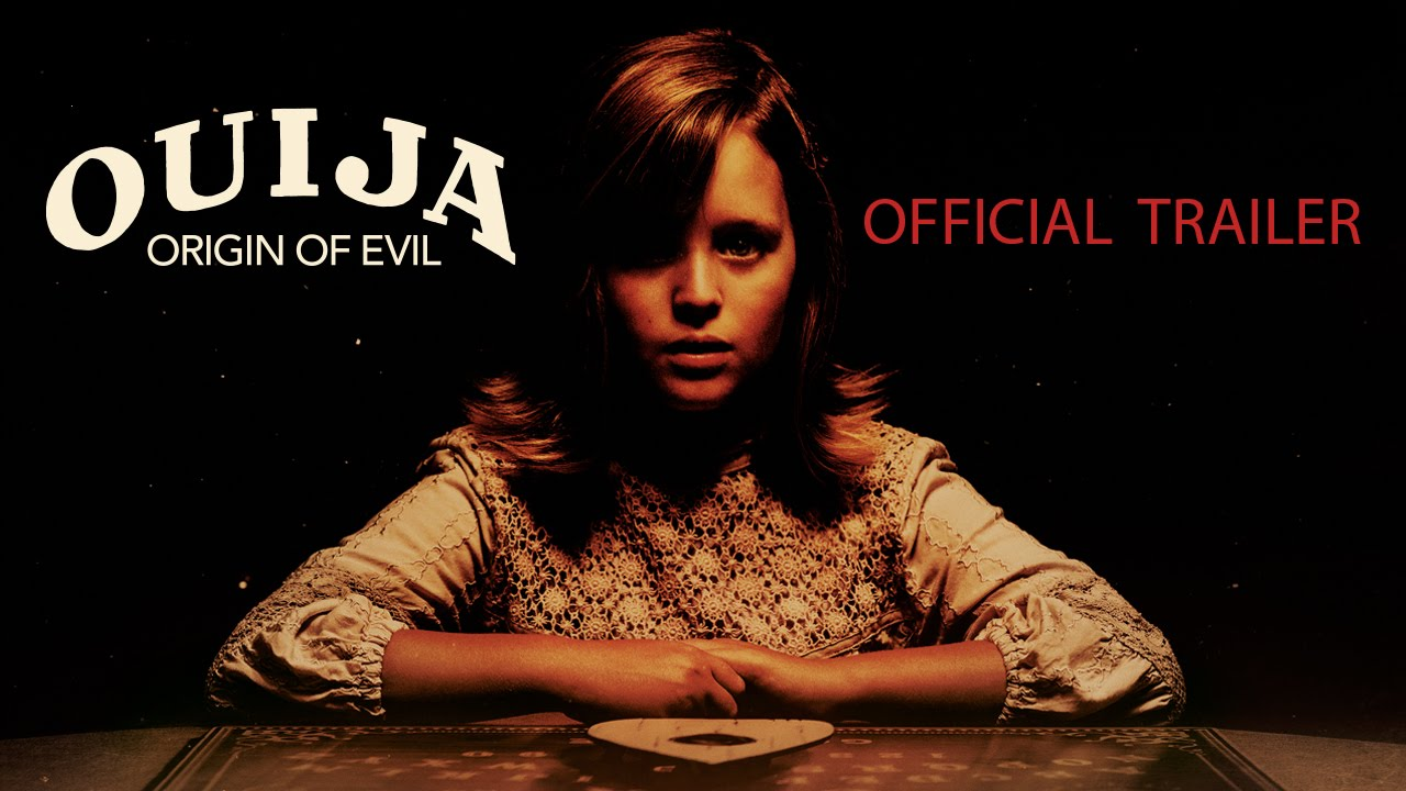 Ouija Origin Of Evil Official Trailer Hd Youtube