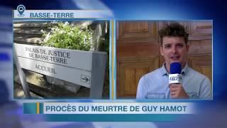 Procès du meurtre de Guy Hamot