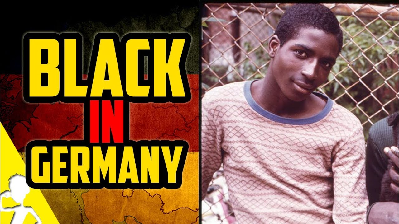 Black dating deutschland