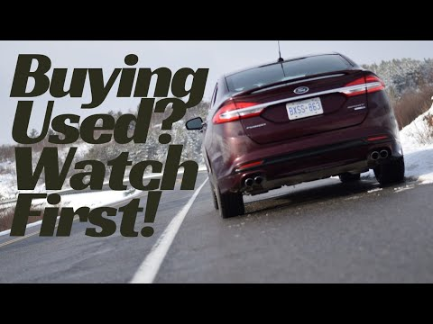 Buying a Used Ford Fusion? Watch This First.