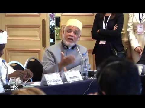 Ahmed Abdallah Mohamed Sambi (Former President of Comoros)